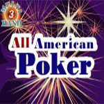 All American Poker (3 Hands)
