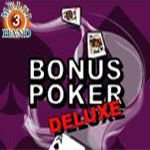 Bonus Poker Deluxe (3 Hands)